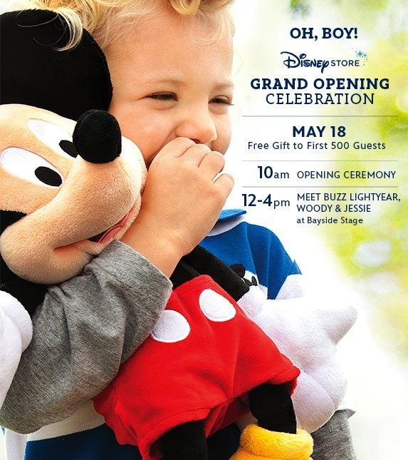 Disney-Store-Grand-Opening-Celebration