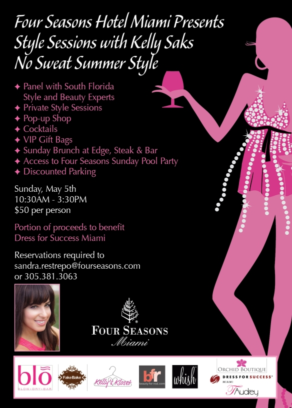 Four Season Style Flyer