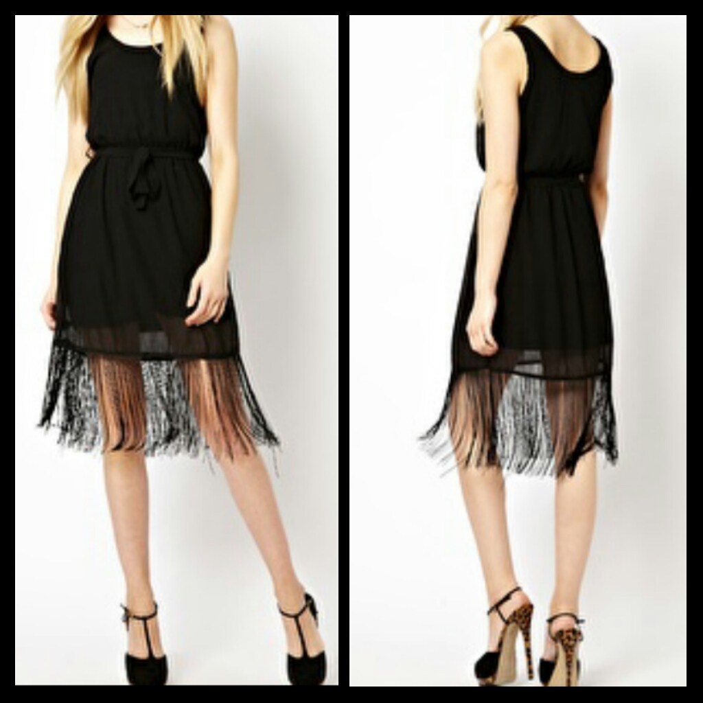 Flapper Dress Forever 21 Images & Pictures - Becuo