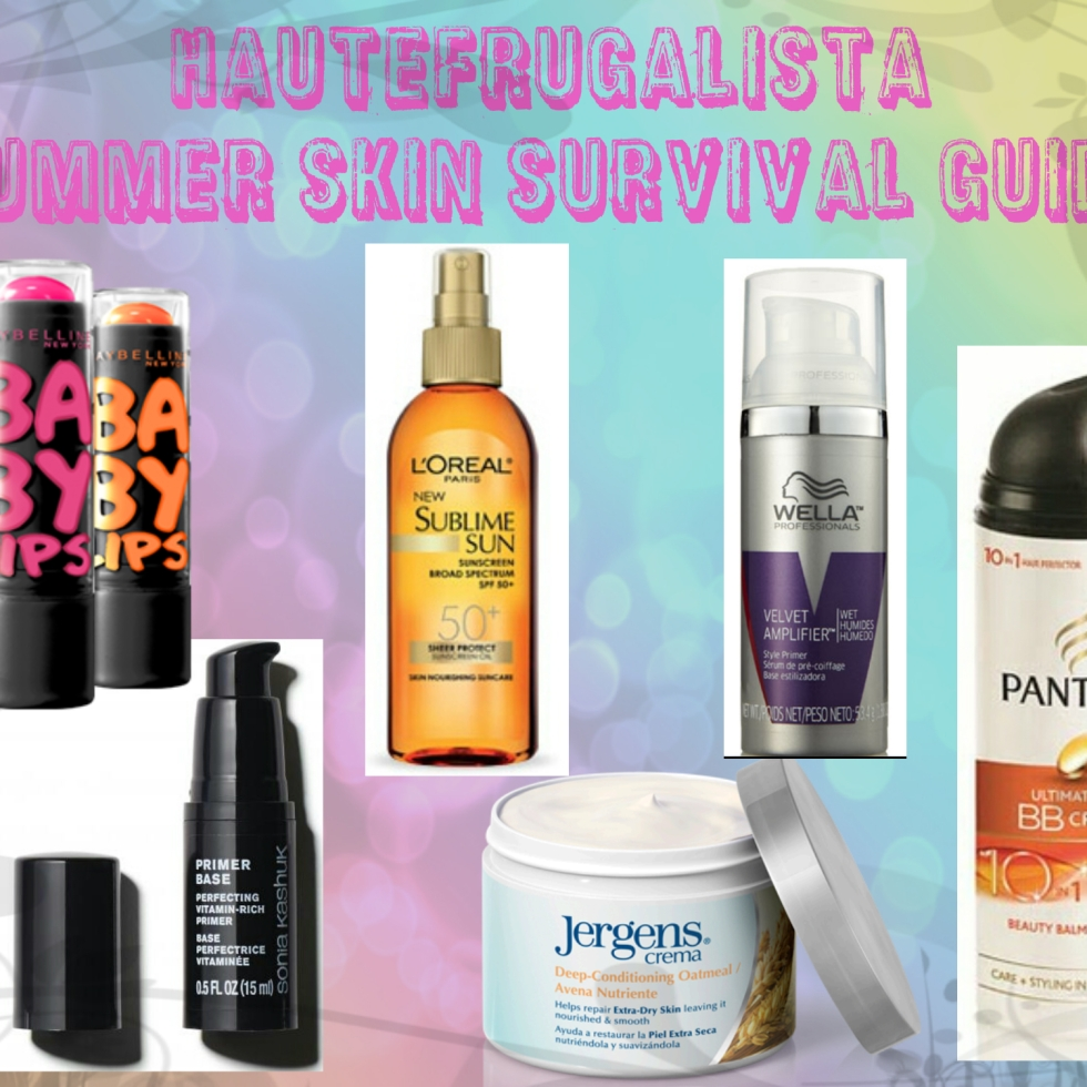 pantene bb cream, wella primer, maybelline baby lips, summer beauty, beauty tips, sonia kashuk primer