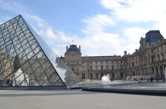 Louvre Museum, Paris, France, paris fashion week