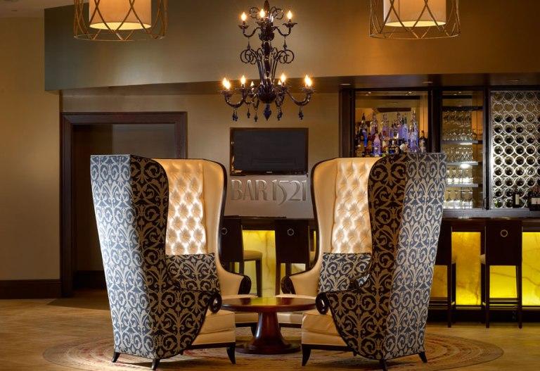 Bar 1521 at Wyndham Grand Orlando Hotel and Resort, Bonnet Creek