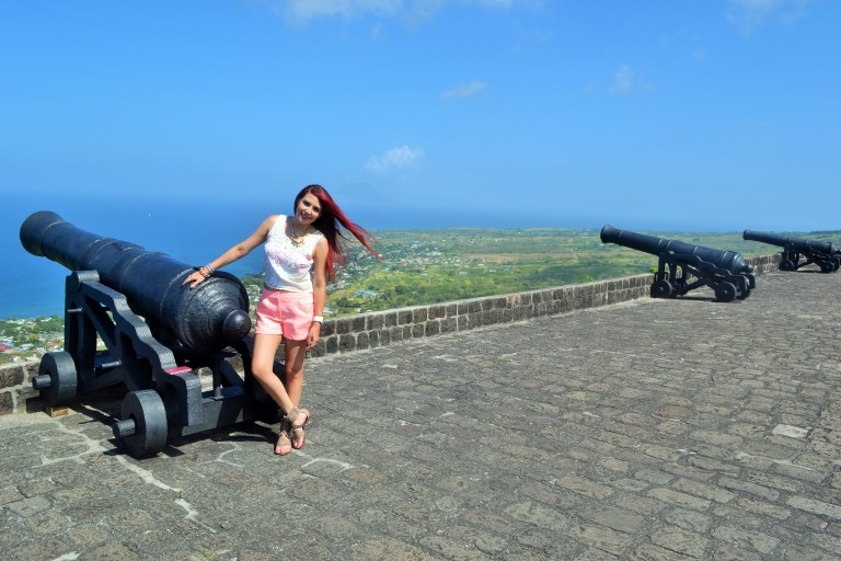 #travel #ootd- @HauteFrugalista in Brimstone, St Kitts
